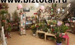 Салон-магазин цветов и подарков