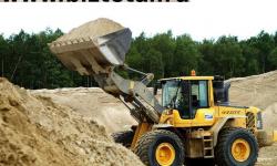 Месторождение строительных песков