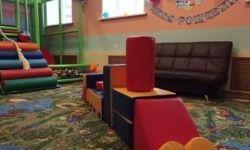 Действующая игровая комната для детей