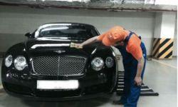 Действующая автомойка 2 поста в элитном паркинге сао