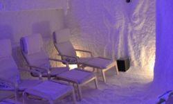 Действующая соляная пещера