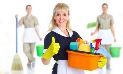 Клининговая компания (уборка жилых помещений)