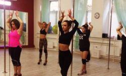 Одна из лучших студий pole dance в россии
