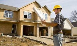 Строительство загородных домов в начале сезона