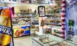 Продуктовый магазин + бар, барнаул