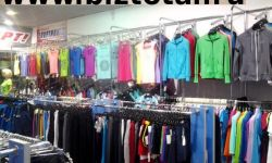 Сеть магазинов спортивной одежды, барнаул