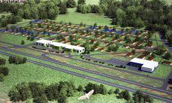Готовый дачный поселок (снт) состоящий из 66 участков по симферопольскому шоссе