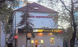 Subway и cушиwok