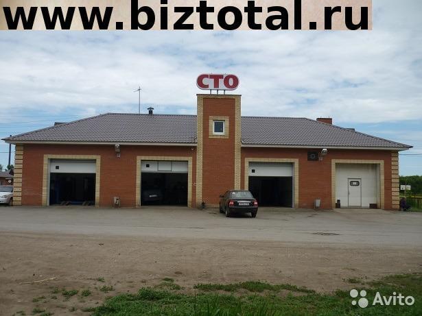 Сто и автомойка, шиномонтаж и магазин автозапчастей