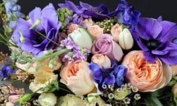 Магазин цветов и сувениров в приморском районе с сайтом