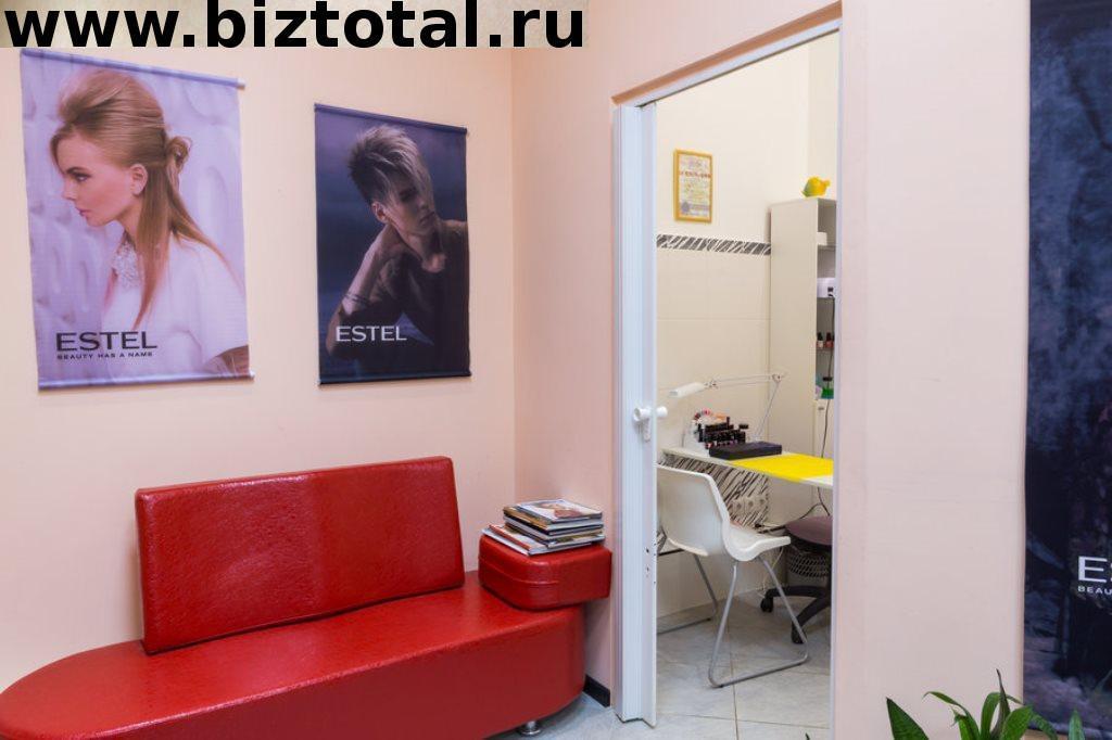 Салон красоты на два кресла парикмахера
