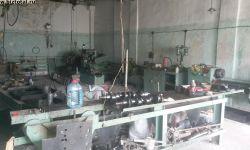 Производственная база с оборудованием
