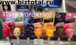 Островок по продаже сладостей в тц