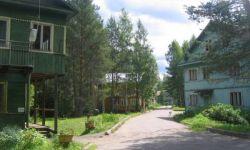 Действующая база отдыха в тосненском районе