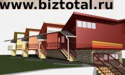 Земельный участок для строительства базы отдыха