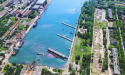 Порт в латвии - лиепая