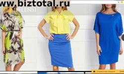 Нтернет - магазин женской одежды с передачей хостинга и домена
