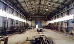 Производственная база (изготовление металлоконструкций)