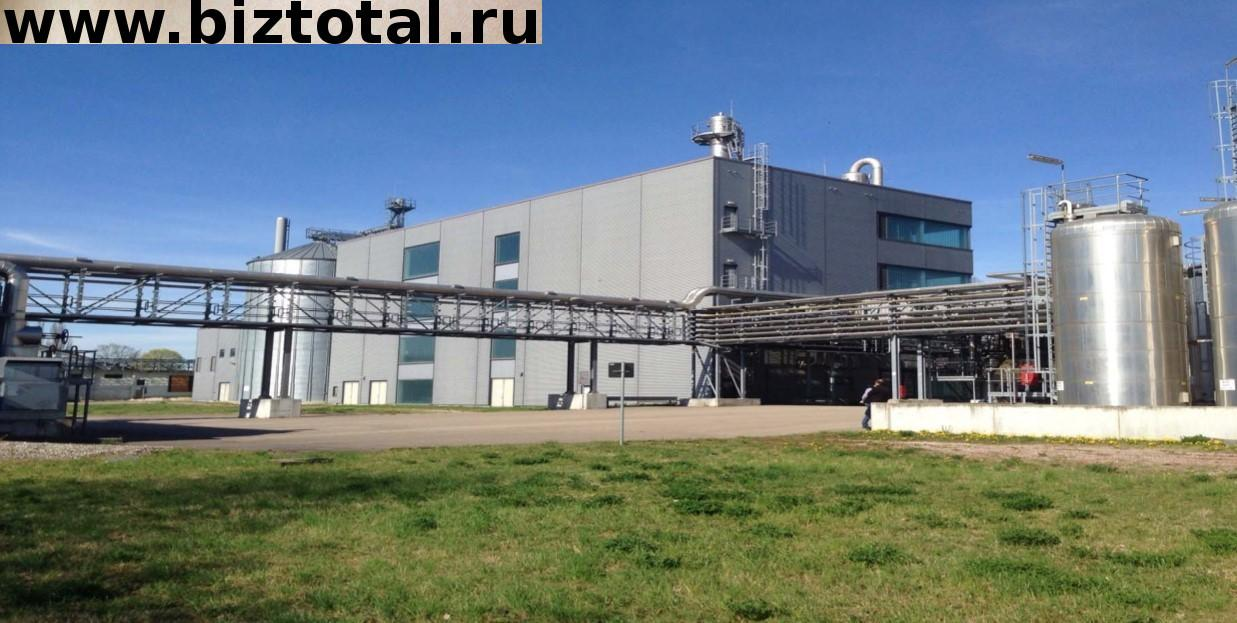 Производство биодизельного топлива на территории
