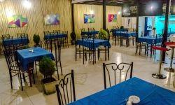 Ресторан на тропическом острове а Таиланде