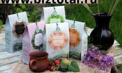 Производство фито чая и фитоароматической продукции