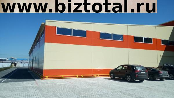 Сдам в аренду новое производственно-складское здание