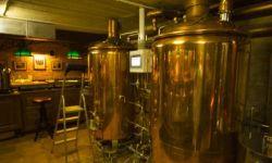 Действующая пивоварня в самом центре г. Кемерово