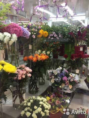 Цветочный магазин. 8 лет в одних руках