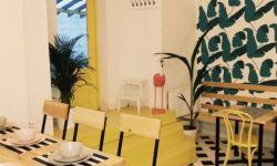 Популярный ресто-бар на территории креативного кластера