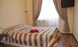 Действующий гостиничный комплекс (гостиница, сауна, кафе-бар)