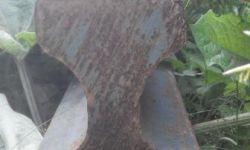 Рельсы КР120 крановые без износа