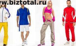 Интернет-магазин по продаже спортивной одежды