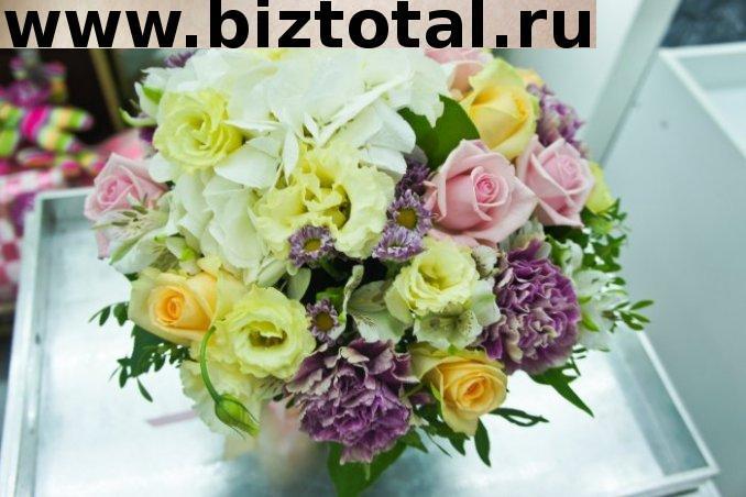 Цветочный магазин-мастерская