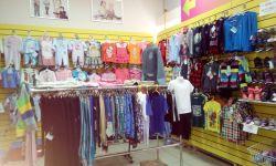 Детский магазин одежды и обуви
