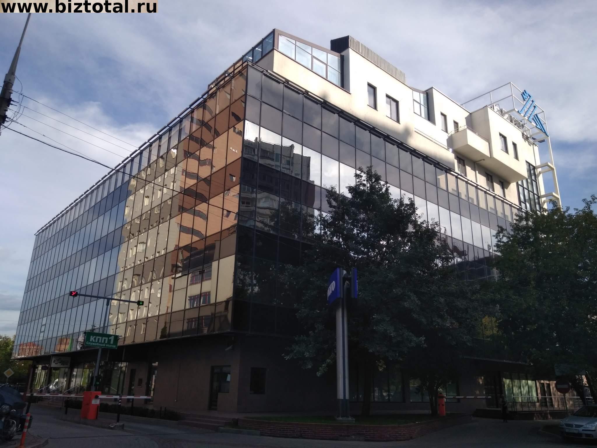 Офис в аренду на 3 этаже 7-этажного бизнес-центра