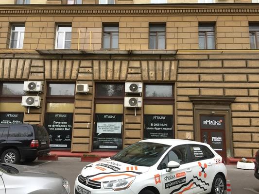 Сдам торговое помещение, Новоспасский пер, 3к2