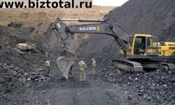 Месторождения Бурного угля