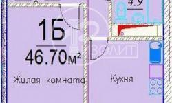 Продается 1-комн.квартира г.Химки,Вишнёвая улица,31к6
