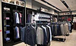 Сетевой магазин мужской брендовой одежды