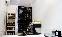 Точка по продаже кофе/чая с собой