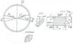 Рельс кольцевой 1085.35.02 на ЭКГ 5