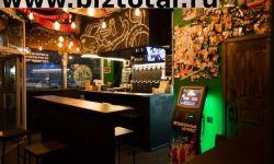 Магазин бар разливного пива и сидра