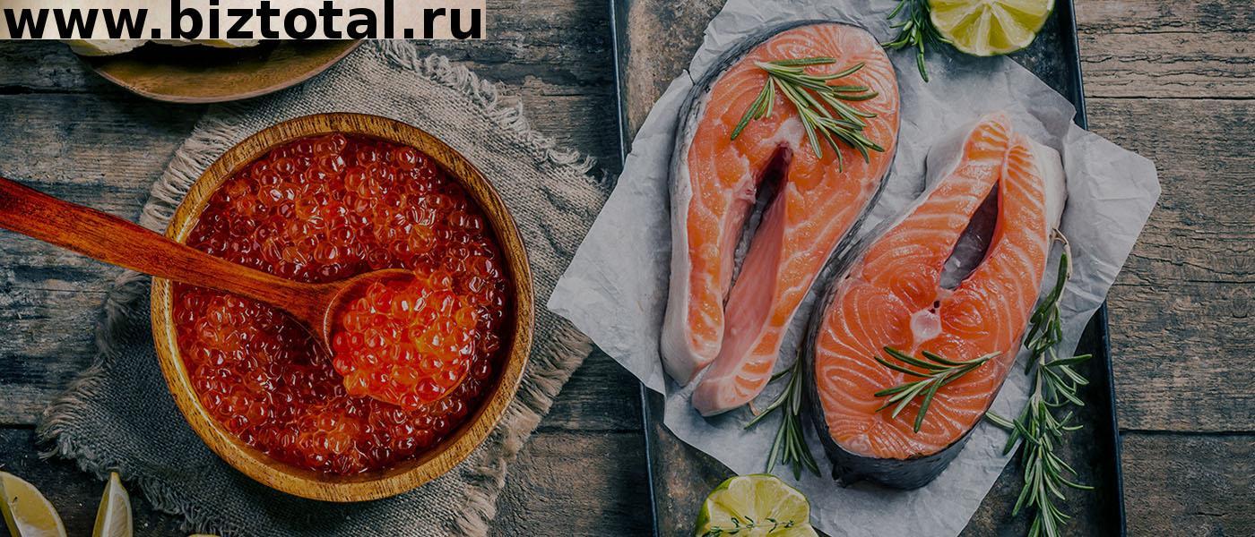 Интернет-магазин морепродуктов и деликатесов