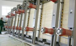 Деревообрабатывающим предприятием по производству домов из клееного бруса