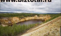 Шахта в Свердловской области