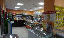 Действующий продовольственный магазин