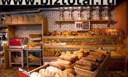 Небольшая пекарня с магазином