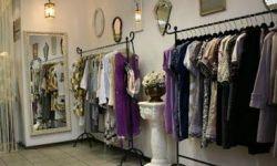 Магазин женской одежды в центре