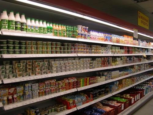 Сеть магазинов продуктов