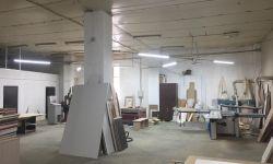 Мебельная фабрика  в черте города